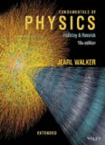 Halliday & Resnick fundamentals of physics