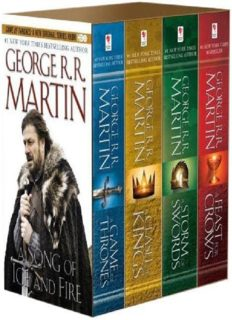 Game of Thrones Boxed Set A Game of Thrones, a Clatorm of Swords, and a Feast for Crows