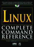 LINUX COMPLETE Command Reference - Nettech