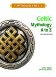 Celtic Mythology, A to Z