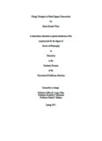 Charge Transport in Metal-Organic Frameworks by Brian Michael Wiers A dissertation submitted in ...