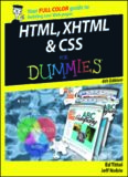 HTML, XHTML & CSS For Dummies, 6th Edition (For Dummies (Computer Tech))