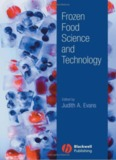 Page 2 Frozen Food Science and Technology Frozen Food Science and Technology. Edited by ...