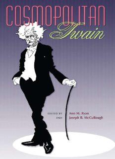Cosmopolitan Twain (Mark Twain and His Circle)