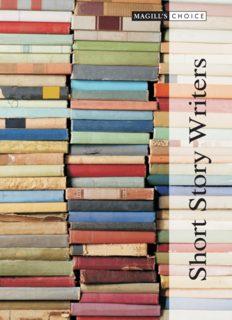 Short Story Writers (Magill's Choice)