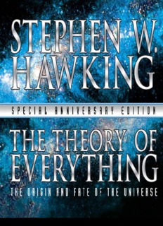 The Theory of Everything.pdf