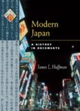 Modern Japan: A History in Documents (Pages from History)