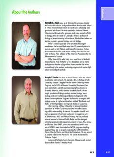 Miller & Levine biology -  Florida Teacher's Edition (part 1 of 2)