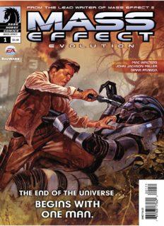 Mass Effect Vol 2: Evolution (Mass Effect (Dark Horse))