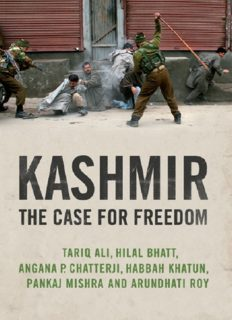 Kashmir - The Case for Freedom