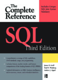 SQL The Complete Reference, Third Edition