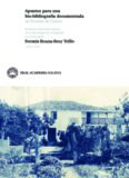 Apuntes para una bio-bibliografía documentada de Rosalía de Castro Fermín Bouza-Brey Trillo