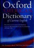 The Oxford American Dictionary of Current English