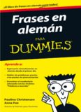Frases en alemán para Dummies - Paulina Christensen