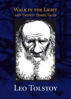 Walk in the Light & Twenty-Three Tales