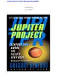 Benford, Gregory - The Jupiter Project