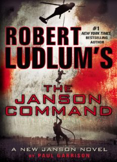 The Janson Command - Paul Garrison