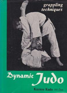 Dynamic Judo grappling techniques