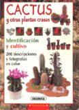 Cactus y Otras Plantas Crasas - Identificacion y Cultivo