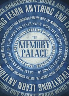 The Memory Palace - Learn Anything and Everything