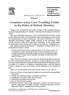 Successful Esthetic and Cosmetic Dentistry for the Modern Dental Practice, An Issue of Dental Clinics (The Clinics: Dentistry)