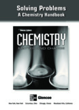 Solving Problems: A Chemistry Handbook