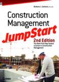 Construction Management JumpStart, 2nd Edition