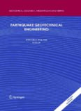 Earthquake Geotechnical Engineering: 4th International Conference on Earthquake Geotechnical Engineering - Invited Lectures (Geotechnical, Geological, ... Geological, and Earthquake Engineering)