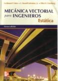 MECÁNICA VECTORIAL . para INGENIEROS
