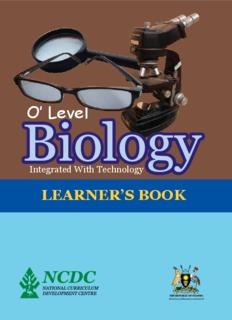 O' Level Biology - Home › Gayaza High School