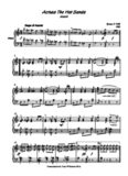Piano Music. 58 Scores (rags, marches, one or two-steps, novelettes, mood pieces and waltzes)
