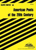 American Poets of the 20th Century (Cliffs Notes)