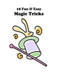 Fun, Easy Magic Tricks