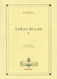 Taras Bulba I (Cumhuriyet) - Nikolay Vasilyeviç Gogol