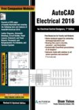 AutoCAD Electrical 2016 for Electrical Control Designers, 7th Edition