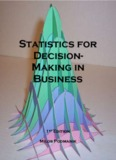 Statistics for Decision- Making in Business