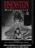 Eisenstein Rediscovered: Soviet Cinema of the '20s and '30s (Soviet Cinema)