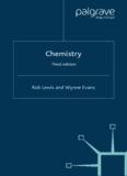 Chemistry, Third edition