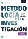 Metodología de la investigación: competencia-aprendizaje-vida