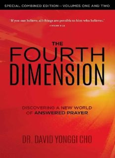 The Fourth Dimension: Special Combined Edition: Volumes 1 and 2