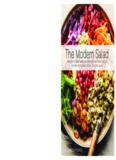 The Modern Salad: Innovative New American and International Recipes Inspired by Burma's Iconic Tea