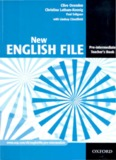 New English File. Pre-Intermediate. Teacher's Book