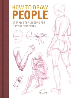 How to Draw People: Step-by-Step Lessons for Figures and Poses