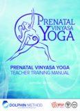 prenatal vinyasa yoga teacher training manual