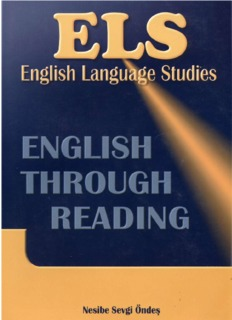 ELS English Through Reading