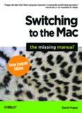 Mac OS X Snow Leopard: The Missing Manual