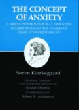 The Concept of Anxiety: A Simple Psychologically Orienting Deliberation on the Dogmatic Issue of Hereditary Sin