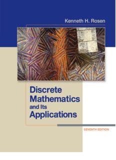 Discrete Mathematics Applications