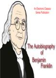 The Autobiography of Benjamin Franklin - Arvind Gupta