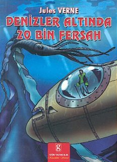 Denizler Altında 20 Bin Fersah - Jules Verne